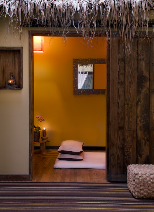 Le Reve Spa Barefoot Room
