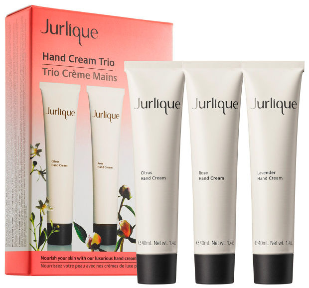Jurlique Hand Cream Trio at Le Reve