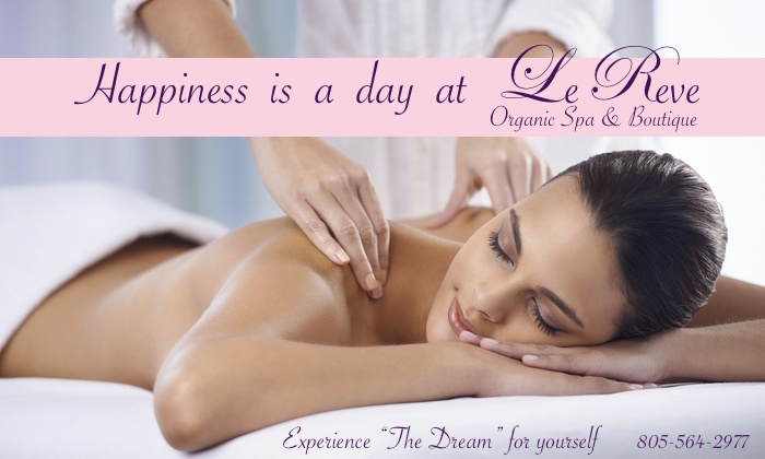Happiness -Le Reve Spa