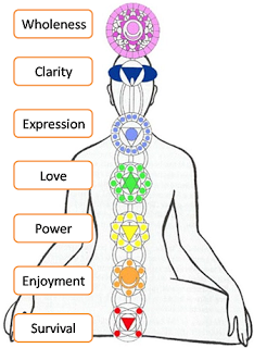 Mind and Body Chakras