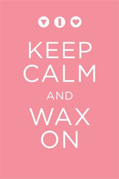 waxing services - le reve spa