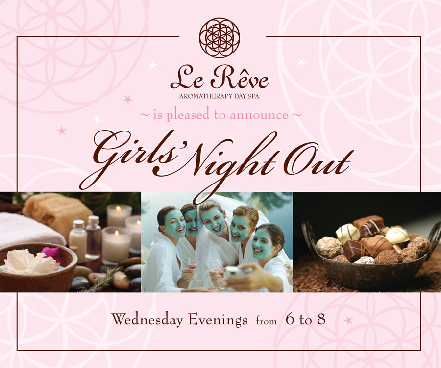 Le Reve Organic Spa & Boutique Spa Parties