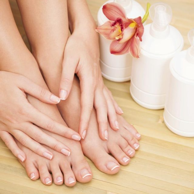 hand and foot treatment - lerevespa
