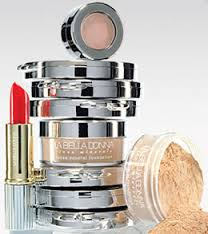 La Bella Donna Mineral Makeup at Le Reve