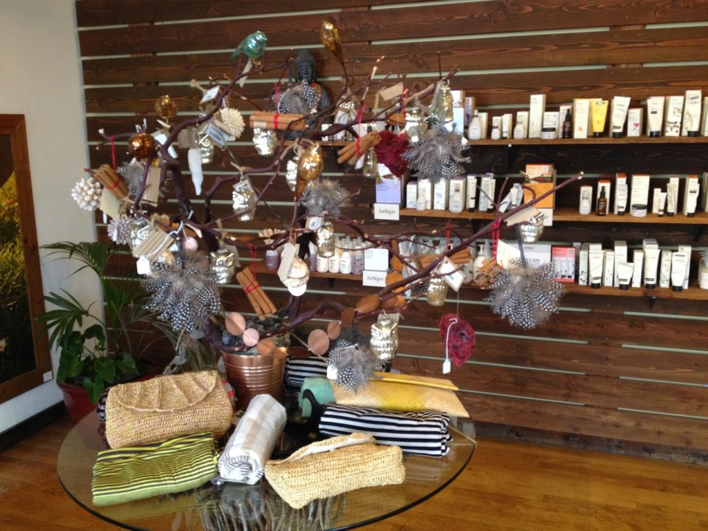 Holiday Decor - Le Reve Spa Santa Barbara