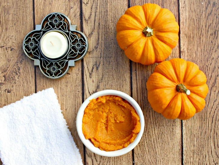 organic pumpkin treatment - lerevespa